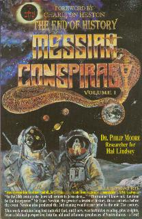 Messiah Conspiracy Front Cover