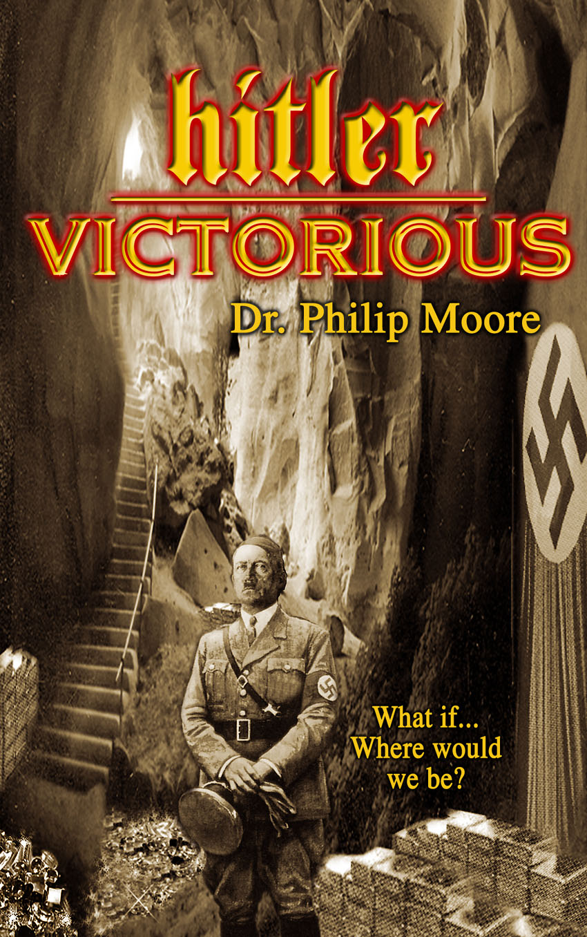 NEW What If Hitler Won the War - Front Cover